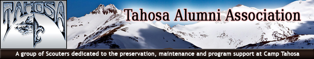 Tahosa Alumni Association Logo